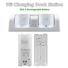 GPCT T69 Dual Charger Dock for Nintendo Wii
