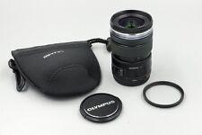 # Olympus 12-50mm F3.5-6.3 EZ M.ZUIKO Digital ED  + 52mm UV Filter + Lens Pouch