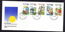 New Zealand 1982 Commemoratives First Day Cover