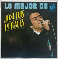 JOSE LUIS PERALES - LO MEJOR DE - [LP VINILO]