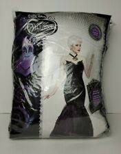 Ursula Prestige Disney Little Mermaid Dress Halloween Deluxe Adult Costume XL