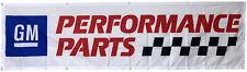 GM Performance Parts Flag Automotive 2x8ft Banner