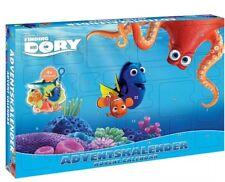 Calendrier de L'Avent - Disney Pixar - Finding Dory - Trouve Dorie - Némo -
