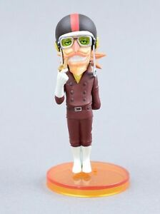 Banpresto One Piece World Collectible WCF Count Times GD18