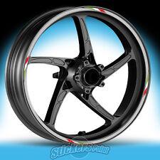 Adesivi moto YAMAHA MT-09 - RACING 3 stickers cerchi ruote wheels strisce