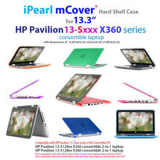 "NEW mCover® Hard Shell Case for 13.3"" HP Pavilion 13-Sxxx X360 2-in-1 laptop"