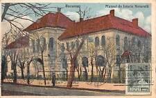 B76129 Bucuresti Muzeul de Istorie Naturala 1929 romania