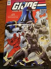 IDW G.I. JOE A Real American Hero # 241 RE Altered Reality Exclusive