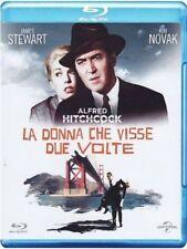 Blu Ray LA DONNA CHE VISSE DUE VOLTE - (1986) *** Alfred Hitchcock ***.....NUOVO