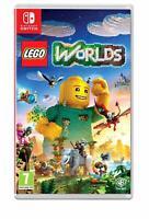 LEGO Worlds (Switch) (NEU & OVP) (Blitzversand)