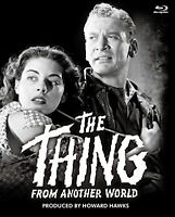 THE THING FROM ANOTHER WORLD 1951 Blu-ray IVBD-1085 F/S w/Tracking# Japan New