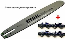 2 Sägeketten RSC + 1 Schiene 40cm 325 / 1,6 / Stihl 3003 000 6813
