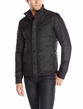G-Star Raw Mens 83150D Filch Quilted Ripstop Jacket Raven Brown Medium RRP £150