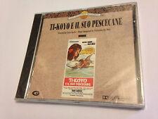 TI-KOYO E IL SUO PESCECANE (De Masi) OOP 1992 CAM Score Soundtrack OST CD SEALED