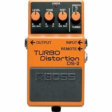 Verzerrer für Gitarren - Boss DS-2 Turbo Distortion