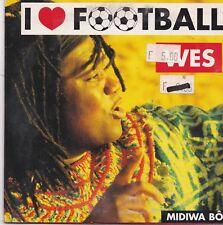 WES-I Love Football cd single