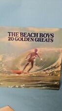 The Beach Boys 20 Golden Greats (Original 1969) Capitol/EMI Records