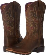 Ariat 244087 Womens Hybrid Rancher Western Boots Distressed Brown Size 8 B