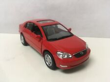 2000-2007 Toyota Corolla Collectible 1/36 Scale Diecast Model