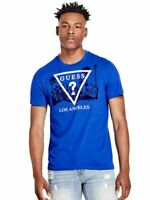 GUESS Factory Men's Los Angeles Crew Tee