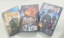 Antboy DVD Lot Trilogy Revenge of the Red Fury Antboy 3 The Final Chapter *NEW*