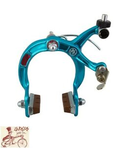 DIA-COMPE MX-1000 CALIPER FRONT OR REAR BLUE BICYCLE BRAKE