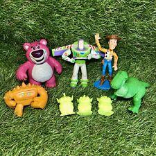 Disney Toy Story 3 figura paquete Rex Chunk Lotso Woody Buzz Lightyear Lote Alien