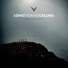 LONG DISTANCE CALLING boundless 2xLP + CD NEW - toundra