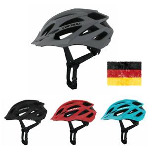 CAIRBULL Fahrradhelm MTB Helm Mountainbike Herren/Damen Schutzhelm Radhelm Neu