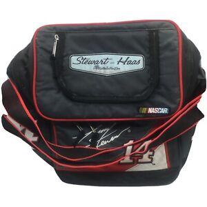 NASCAR Tony Stewart - Haas Racing SmalI Insulated Soft Cooler Bag Lunch Box