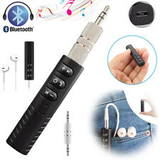 Wireless Bluetooth V4.1 Receiver Car Kit Hands-free Music Audio Receiver Adapter