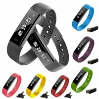 Smart Watch Activity Tracker WomenMen Kids Fitbit Heart Rate Android iOS Fitness