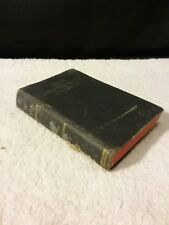 I. C. S. Mechanics Handbook 1904 ~ Vintage Miniature edition