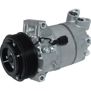A/C Compressor Fits Nissan Versa 07-10 OEM CSV511 Automatic Trasmission 77404