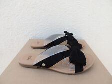 ea504b452557 UGG Australia Suede Slip on Slides Women s Sandals   Flip Flops
