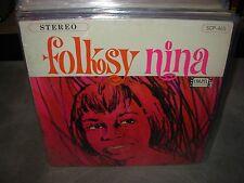 NINA SIMONE folksy ( jazz ) colpix stereo