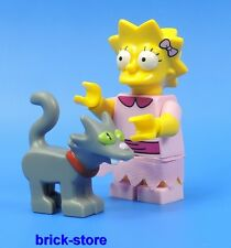 LEGO THE SIMPSONS Serie 2 (71009) Figura ( nr. 03 ) LISA SIMPSONS+Snowball