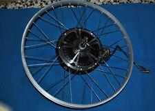 """ruota posteriore 26"""" 500 w 36 v ss spazzole e possibilita' inserire freno disco"""