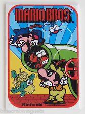 Mario Bros Side Art FRIDGE MAGNET (2.5 x 3.5 inches) arcade video game super