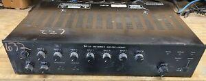 TOA 900 Series II Amplifier A-903MK2
