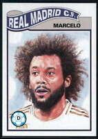 Marcelo 2019 Topps Living Set UEFA Champions League #96