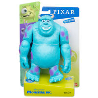 Disney Pixar Monsters Inc Sulley Action Figure NEW Toys Pixar Movie