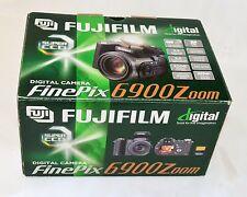 Fujifilm Finepix 6900 Zoom Digital Camera - 3.3MP, 6X zoom
