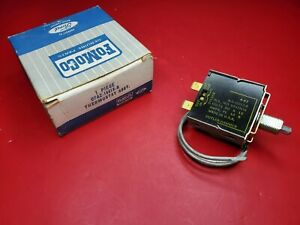 NOS 1967 FORD GALAXIE XL LTD DELUXE HANG ON UNDER DASH A/C THERMOSTAT NEW NOS