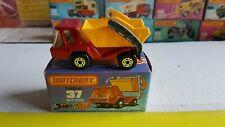 Matchbox SF 37 Skip Truck Mint in Original Box