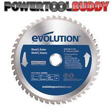 Evolution Rage Blue 230mm x 48TCT Steel Cutting Saw Blade
