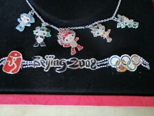 Beijing 2008 Olympic Collectible Jewelry Set