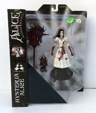 Alice Madness Returns Hysteria Alice Bloody Version #B Action Figure NEW SEALED