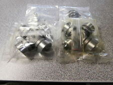 NEW POLARIS RZR 800 900 FRONT PROP SHAFT U-JOINT KIT U JOINT PAIR INSIDE RING