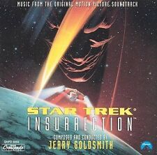 Star Trek: Insurrection - Original Soundtrack (CD 1998)